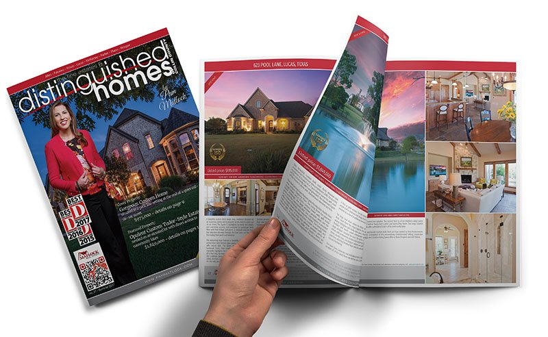 Distinguished Homes Magazine