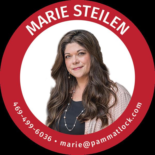 Pam Matlock is availbles at 469-667-0187 or ashley@pammatlock.com